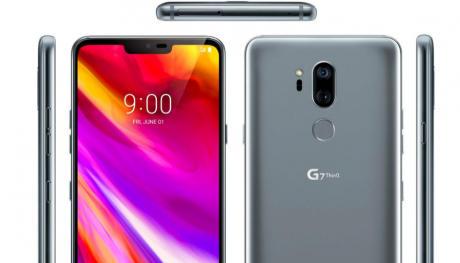 Il design di LG G7 ThinQ svelato nelle prime immagini da Eva