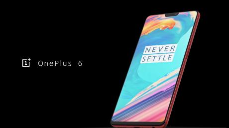 OnePlus 6 video render 7