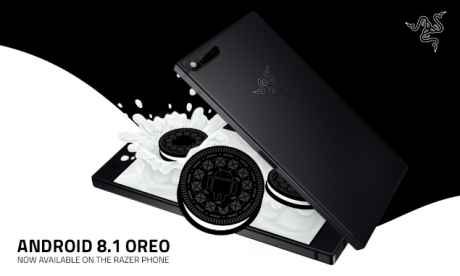 Razer Phone Android 8.1 Oreo