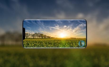 Samsung Galaxy S10 disegno 1