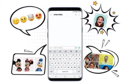 Samsung emoji copertina