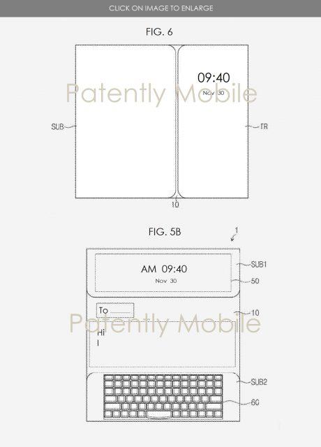 Samsung tablet pieghevole 2
