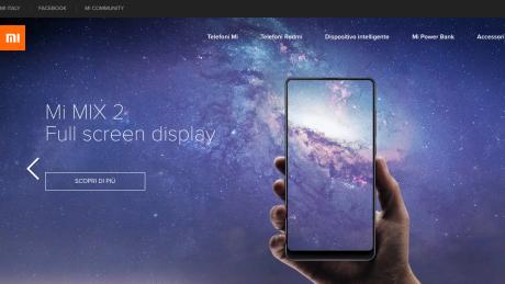 È sempre più Xiaomi in Italia: disponibile il sito ufficiale