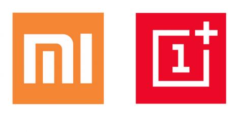 Xiaomi OnePlus loghi