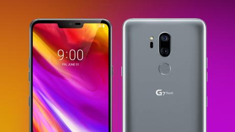 LG G7 ThinQ potrà controllare gli angoli a fianco del notch