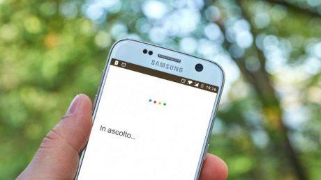 Google record voice