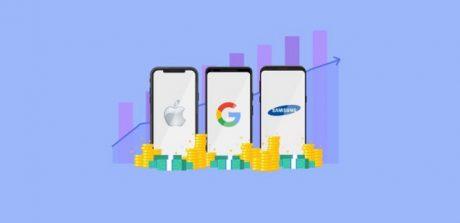 Iphone x google pixel 2 samsung galaxy s8 1