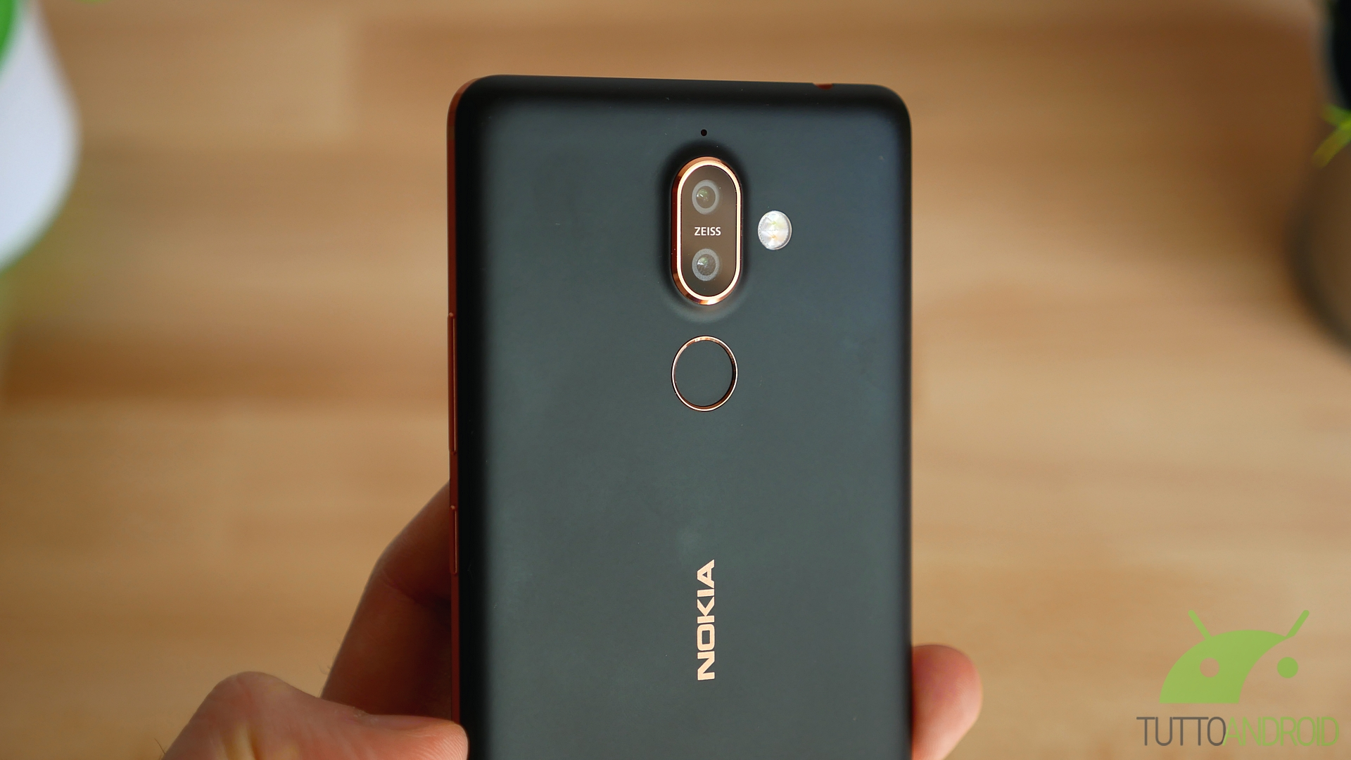 Nokia 7 Plus riceve la Developer Preview 3.190 di Android 9 Pie con le ultime patch (e non solo)