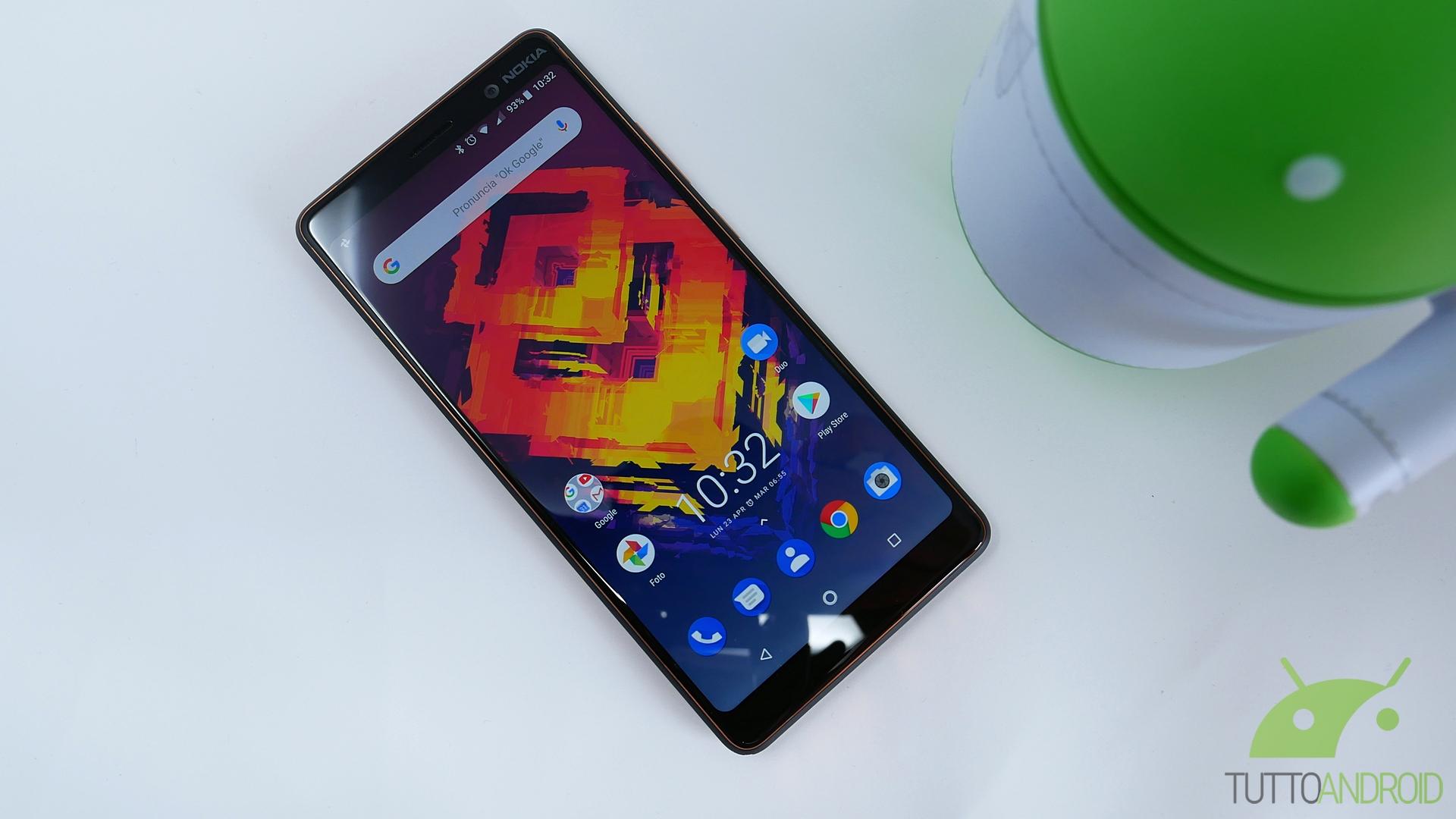 Alcuni Nokia 7 Plus hanno inviato dati personali in Cina senza permesso