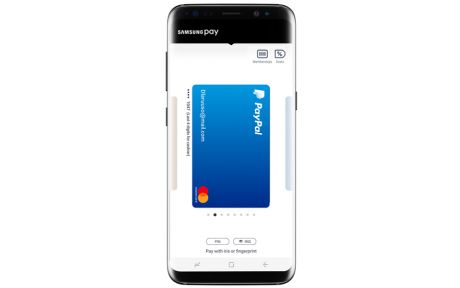 Samsung Pay ora supporta anche PayPal