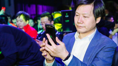 Xiaomi mi band 3 lei jun m