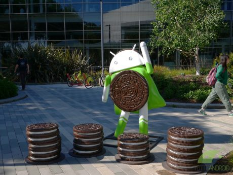 Android 8.1 Oreo x86 disponibile al download in versione sta