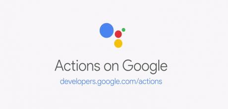 Google Assistant Azioni