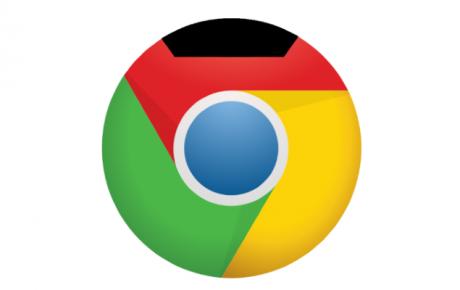 Google Chrome notch