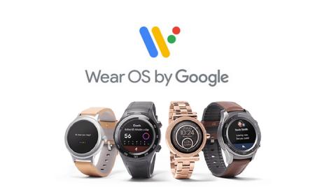 Google Wear OS 2018