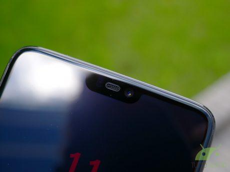 OnePlus notch