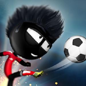 Stickman Soccer 2018 offre una vasta esperienza calcistica a