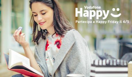 Vodafone Happy Mondadori