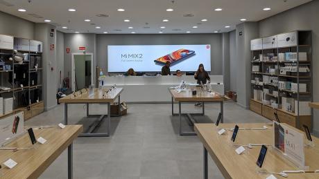 Xiaomi store italy