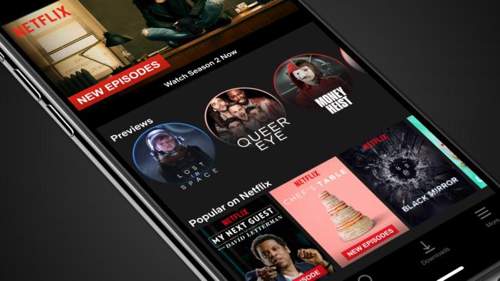 Netflix su Google Chromecast cambia interfaccia e diventa pi