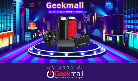 Geekmall compleanno