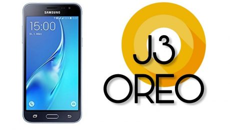 Samsung galaxy j3 oreo