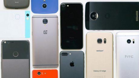 Smartphone lista statista