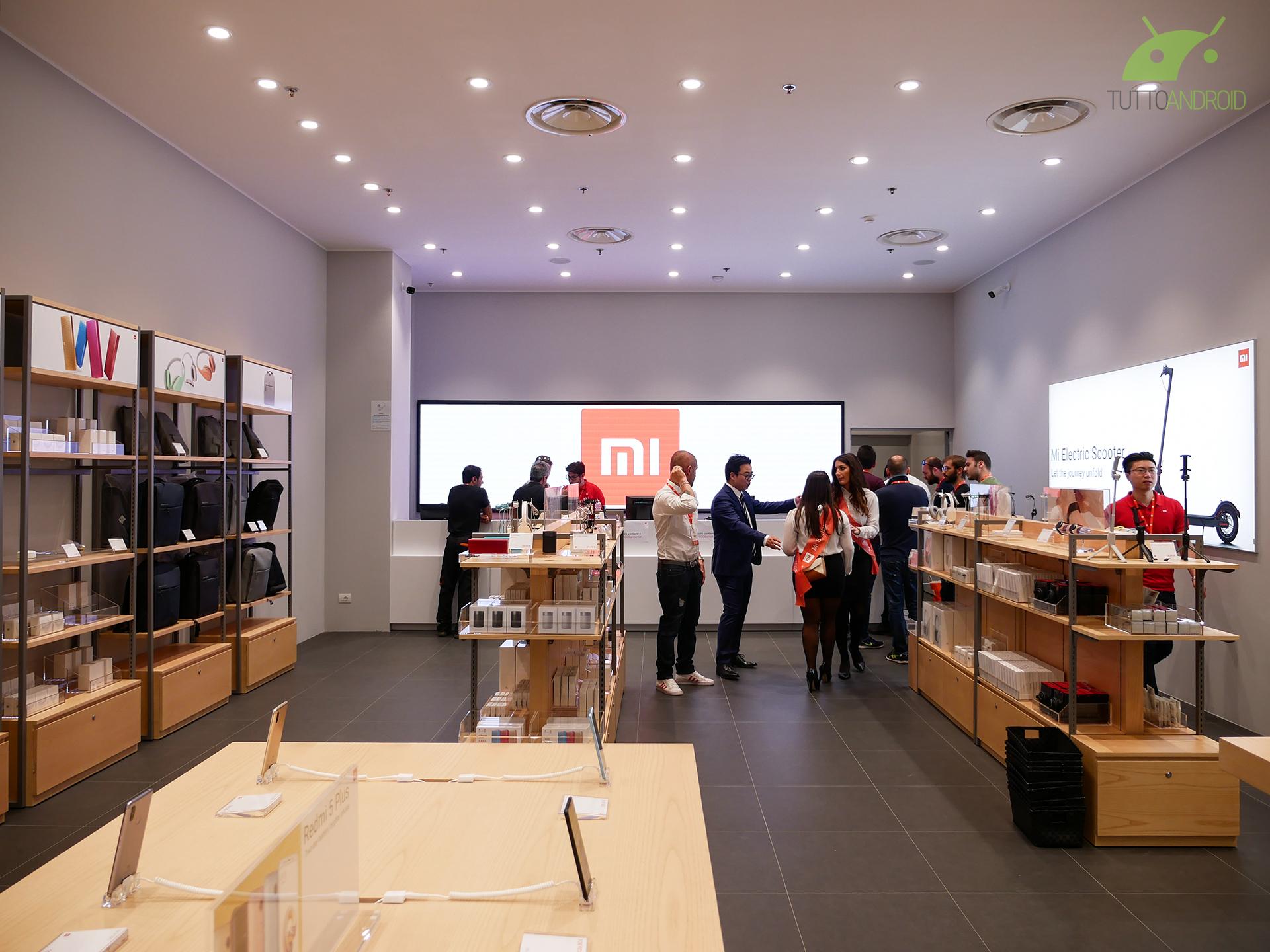 Xiaomi rende ufficiale il prossimo Mi Store in Italia, con d