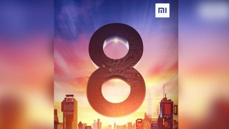Ecco Xiaomi Mi 8, svelato da un manifesto pubblicitario