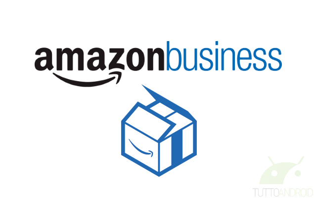 Amazon Business arriva in Italia