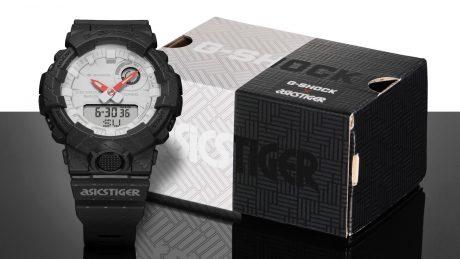 G Shock e ASICSTIGER presentano il nuovo smartwatch GBA 800