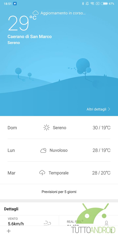 MIUI: interfaccia, funzionalità, app preinstallate e