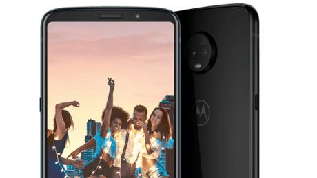 Motorola Moto Z3 Play Render