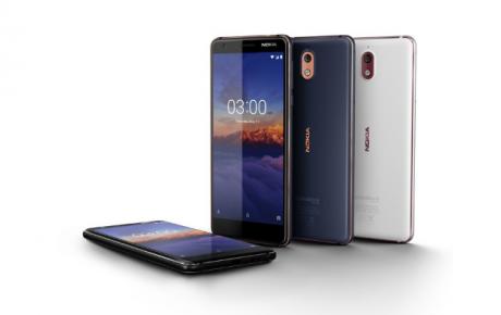 Nokia 3.1 cop