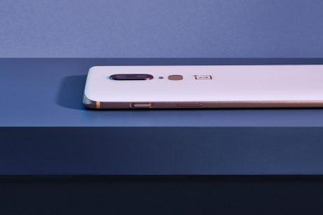 OnePlus 6 Silk White 6