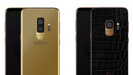 Samsung Galaxy S9 e S9 Plus Truly Exquisite