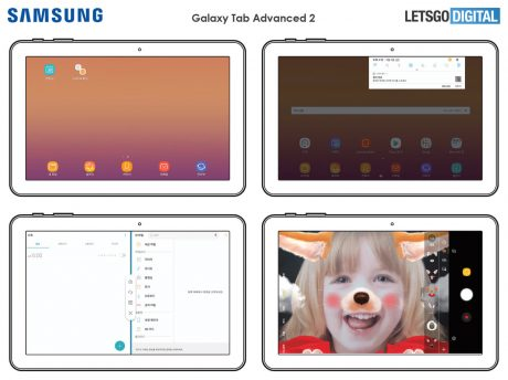 Samsung Galaxy Tab Advanced 2 manuale