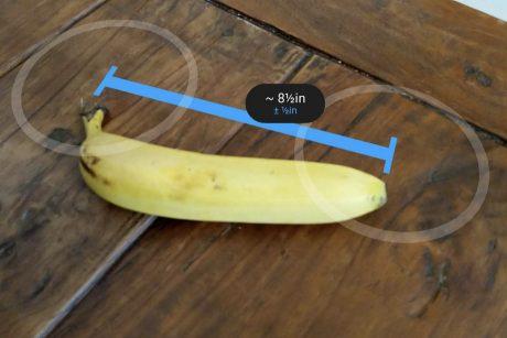 Measure, l'app per le misurazioni con AR di Google, si aggio
