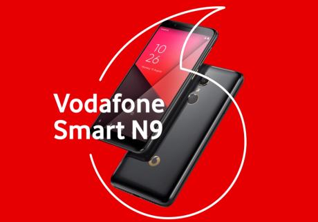 Vodafone Smart N9 copertina