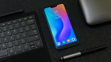Xiaomi Redmi 6 Pro Lake Blue 4