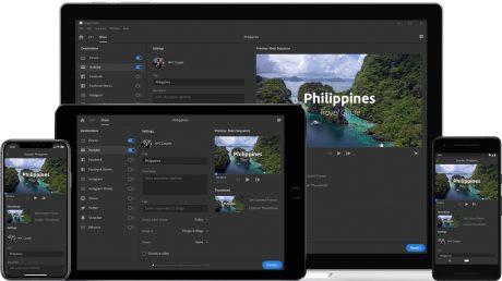 Adobe annuncia Project Rush, lancia Spark Post beta per Andr