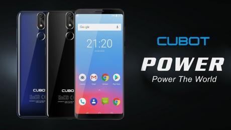 Cubotpower
