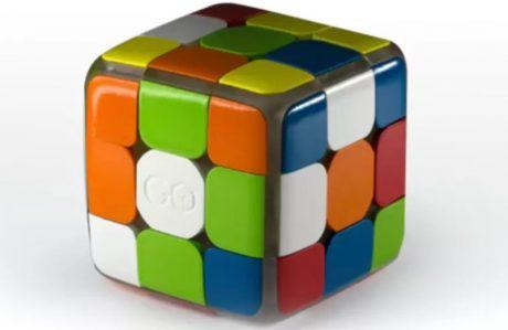 GoCube è un Cubo di Rubik con Bluetooth e companion app