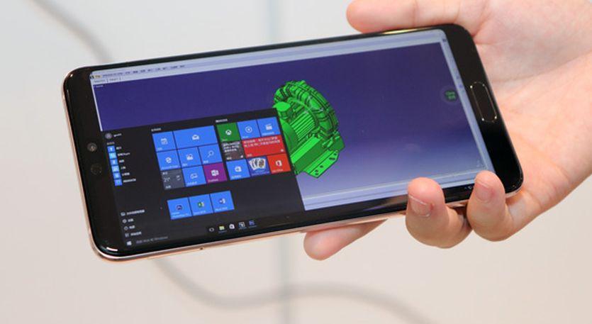 Huawei Cloud PC porta Windows 10 su alcuni smartphone