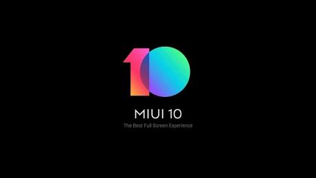 Miui 10 global