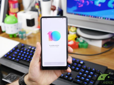 È disponibile MIUI 10 Global Beta 9.3.21 con tante novità, m