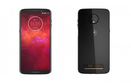 Motorola Moto Z3 Play con 6 GB di RAM, 128 GB di memoria int