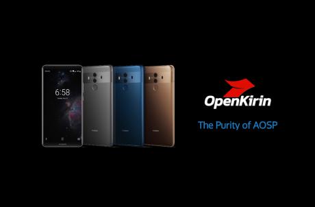 """Il team OpenKirin """"libera"""" molti Huawei/Honor dalla EMUI: tr"""