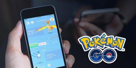 Pokémon Go legge i file sul vostro smartphone per individuar