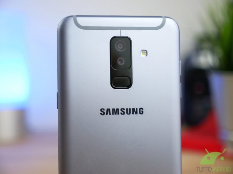 Samsung galaxy A6 plus 6